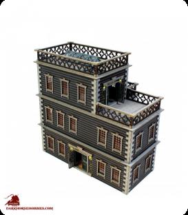 Gothic City: Grant House