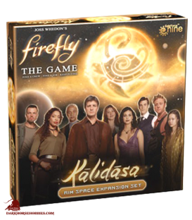 Firefly: The Game - Kalidasa Expansion