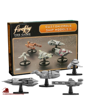 Firefly: The Game - Ship Models II