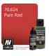 Vallejo Surface Primer: Pure Red (17ml)