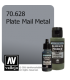 Vallejo Surface Primer: Plate Mail Metal (17ml)