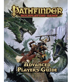 Pathfinder RPG: Advanced Player's Guide (Hardcover)