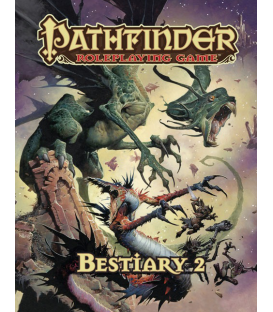 Pathfinder RPG: Bestiary 2 (Hardcover)