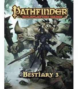 Pathfinder RPG: Bestiary 3 (Hardcover)