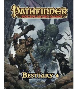 Pathfinder RPG: Bestiary 4 (Hardcover)
