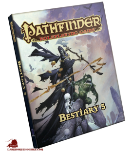 Pathfinder RPG: Bestiary 5 (Hardcover)