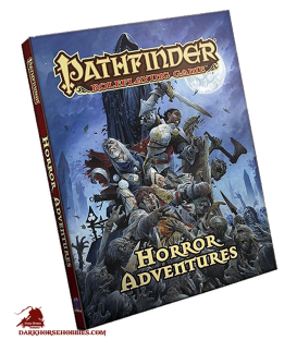 Pathfinder RPG: Horror Adventures (Hardcover)