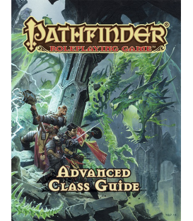 Pathfinder RPG: Advanced Class Guide (Hardcover)