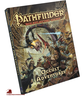 Pathfinder RPG: Occult Adventures (Hardcover)
