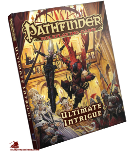 Pathfinder RPG: Ultimate Intrigue (Hardcover)