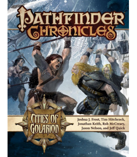 Pathfinder RPG: (Chronicles) Cities of Golarion