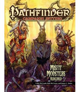 Pathfinder RPG: (Campaign) Misfit Monsters Redeemed