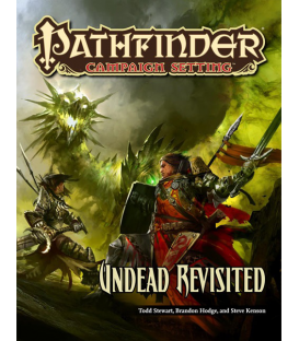 Pathfinder RPG: (Campaign) Undead Revisited