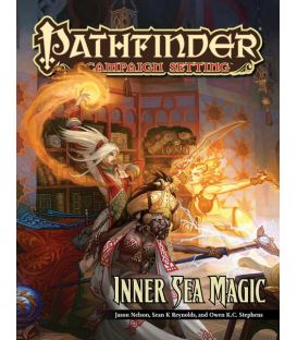 Pathfinder RPG: (Campaign) Inner Sea Magic