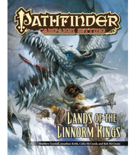 Pathfinder RPG: (Campaign) Land of the Linnorm Kings