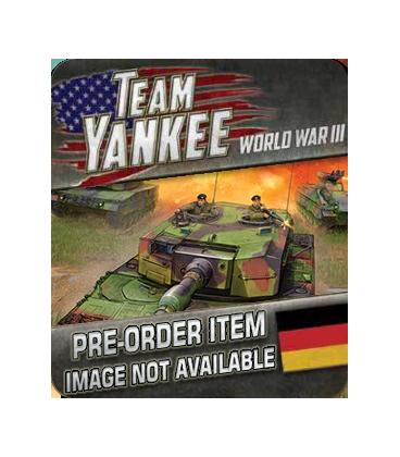 Team Yankee: (FGR) Leopard 2 Panzer Zug