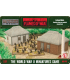 Flames of War (Battlefield in a Box): Island Huts