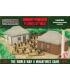 Flames of War (Battlefield in a Box): Island Huts