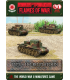 Flames of War (WWII-Pacific): Japanese Type 4 Ho-Ro Self-Propelled Gun Platoon