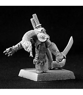 Warlord: Reptus - Kulan, Nagendra Assassin