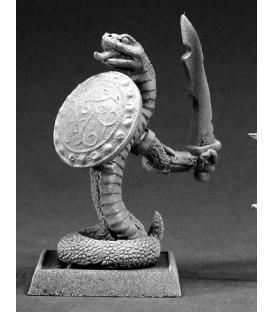 Warlord: Reptus - Nagendra Warrior