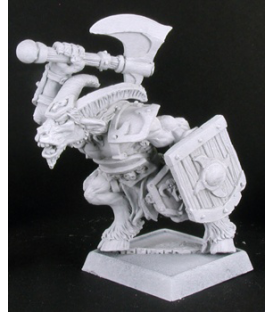 Warlord: Reven - Traeg, Beastman Hero