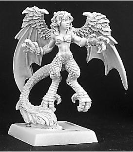 Warlord: Reven - Harpy Adept