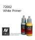 Vallejo Game Color: Acrylic Paint - White Primer (17ml)