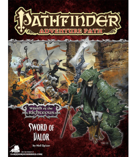 Pathfinder RPG Adventure: Sword of Valor (Wrath of the Righteous 2 of 6)