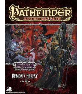 Pathfinder RPG Adventure: Demon's Heresy (Wrath of the Righteous 3 of 6)