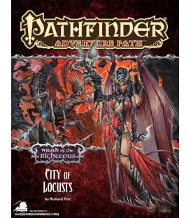 Pathfinder RPG Adventure: City of Locusts (Wrath of the Righteous 6 of 6)