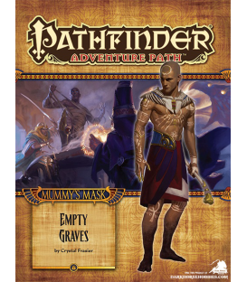 Pathfinder RPG Adventure: Empty Graves (Mummy's Mask 2 of 6)