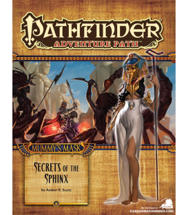 Pathfinder RPG Adventure: Secrets of the Sphinx (Mummy's Mask 4 of 6)