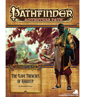 Pathfinder RPG Adventure: The Slave Trenches of Hakotep (Mummy's Mask 5 of 6)