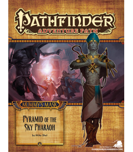 Pathfinder RPG Adventure: Pyramid of the Sky Pharaoh (Mummy's Mask 6 of 6)