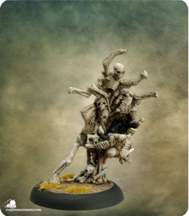 Savage Worlds: Deadlands - Bone Fiend (painted by Martin Jones)