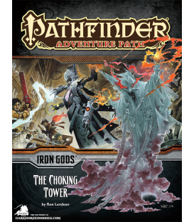 Pathfinder RPG Adventure: The Choking Tower (Iron Gods 3 of 6)