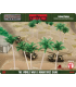 Flames of War (Battlefield in a Box): Island Palms