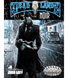 Deadlands Noir: Core Rulebook (Hardcover)
