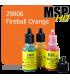 Master Series Paint: HD Colors - 29806 Fireball Orange (1/2 oz)