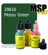 Master Series Paint: HD Colors - 29810 Mossy Green (1/2 oz)