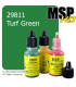 Master Series Paint: HD Colors - 29811 Turf Green (1/2 oz)