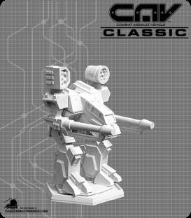 CAV Miniatures: Grundor House Assassin