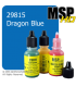 Master Series Paint: HD Colors - 29815 Dragon Blue (1/2 oz)