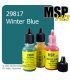 Master Series Paint: HD Colors - 29817 Winter Blue (1/2 oz)
