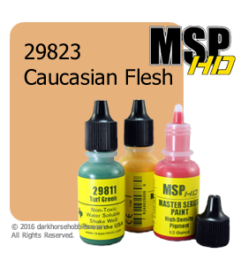 Master Series Paint: HD Colors - 29823 Caucasian Flesh (1/2 oz)