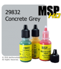 Master Series Paint: HD Colors - 29832 Concrete Grey (1/2 oz)