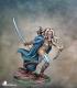 Visions in Fantasy: Female Wood Elf Warrior