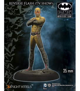 Batman Miniatures: Reverse Flash - The Flash TV Show
