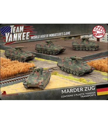 Team Yankee: (FGR) Marder Zug